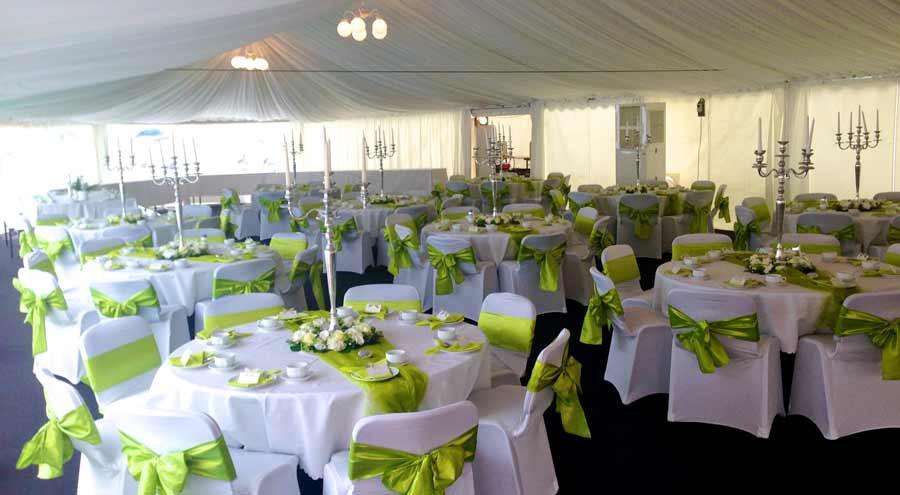 Hochzeit Gartenparty  Privatfeier & Hochzeit Zelte und Leichtbauhallen von LeuBe