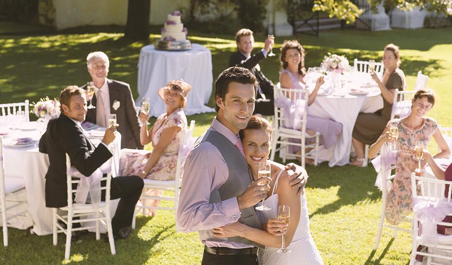 Hochzeit Gartenparty  So planen Sie perfekte Gartenparty