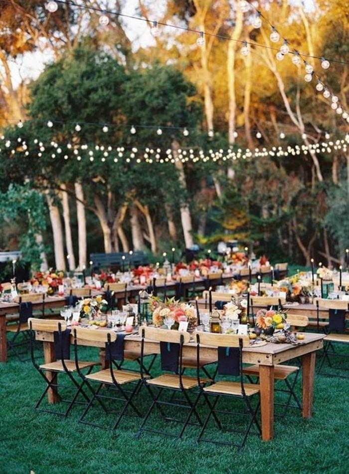 Hochzeit Gartenparty  Gartenparty Deko 50 Ideen wie Sie Ihr Fest schöner machen