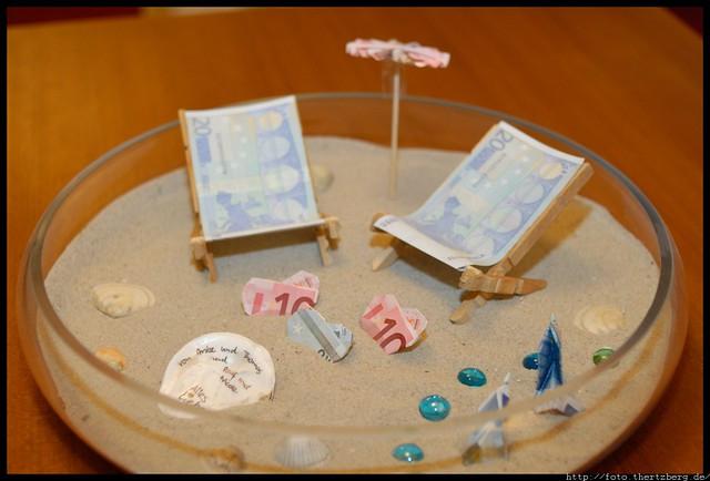 Hochzeit Geschenk Geld  Hochzeitsgeschenk thertzberg