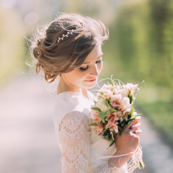 Hochzeit Hochsteckfrisuren  Hochsteckfrisuren Hochzeit Hübsche Frisuren für Braut