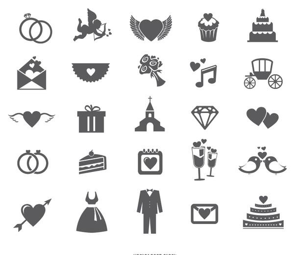 Hochzeit Icon  Icons Hochzeit