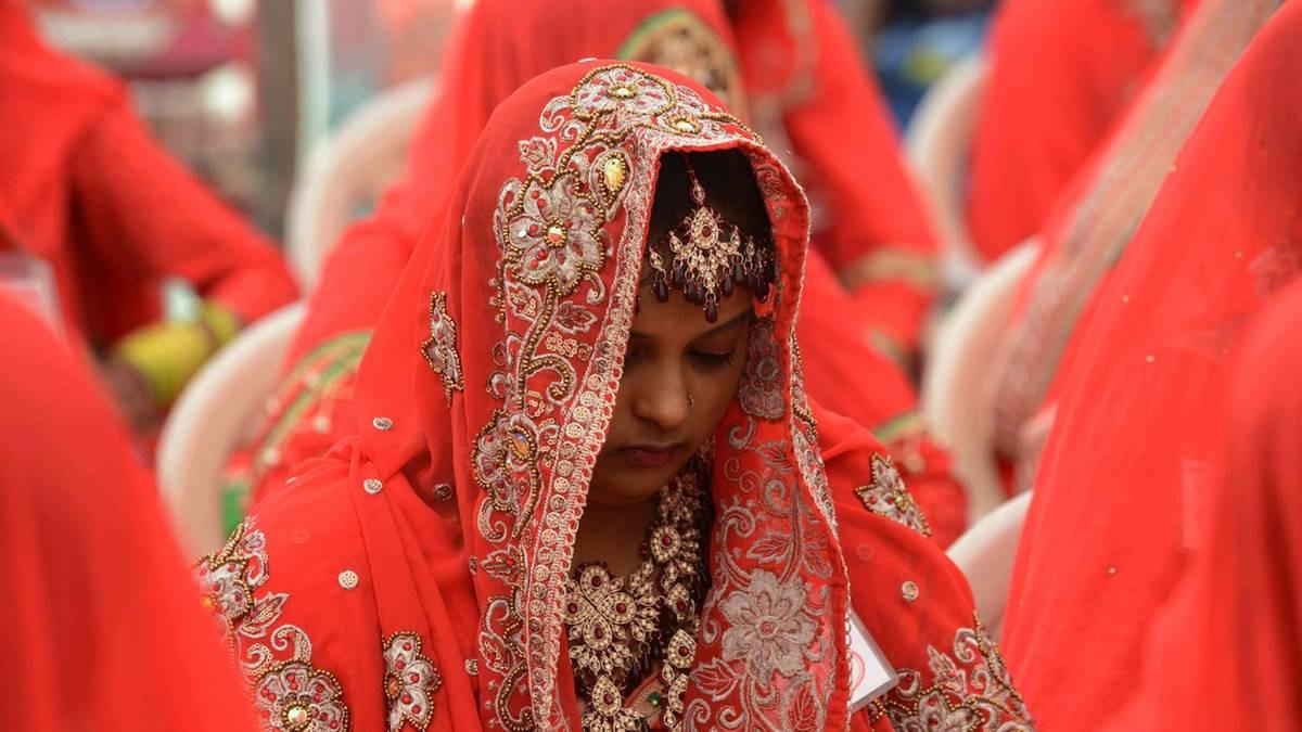 Hochzeit Indien  News Vorschlag in In n protzige Hochzeiten sollen