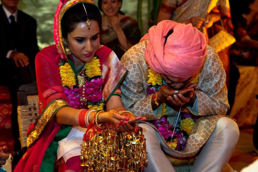 Hochzeit Indien  News&More Mediaservice Eine indische Hochzeit