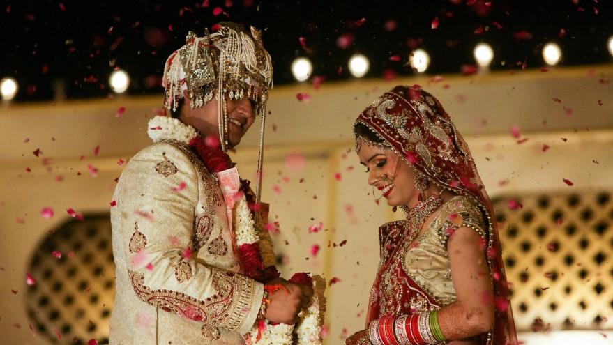 Hochzeit Indien  Hochzeit in In n 15 6=17 Braut verlässt Bräutigam