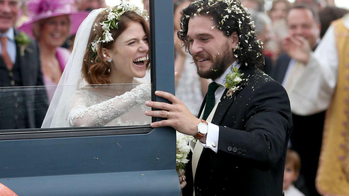 Hochzeit Jon Schnee