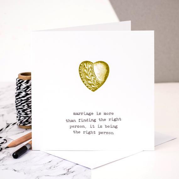 Hochzeit Jubiläum  Hochzeit Jubiläum Karte Goldene Hochzeit Jahrestag Karte