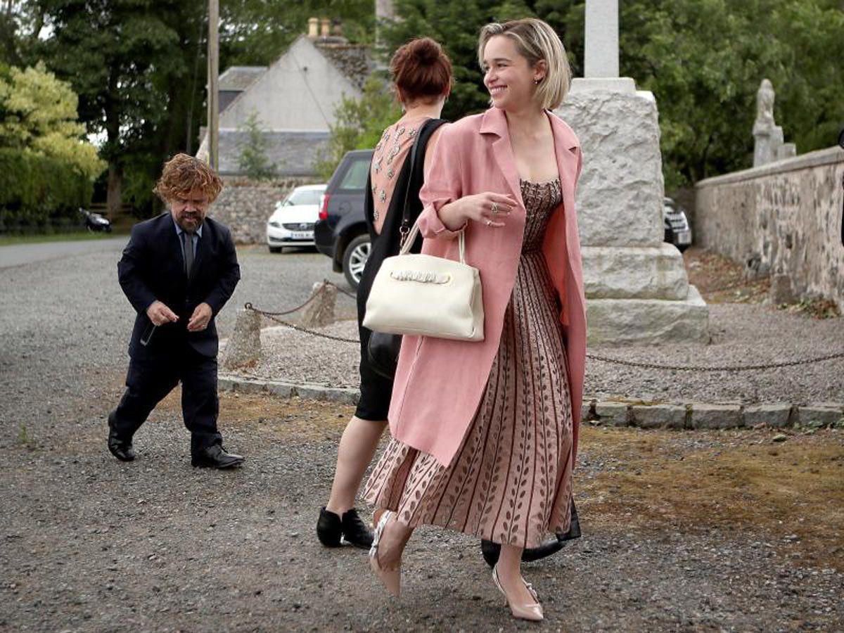 Hochzeit Kit Harington  Kit Harington und Rose Leslie Bilder von der Hochzeit