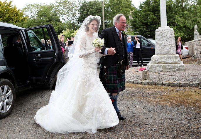 """Hochzeit Kit Harington  """"Game of Thrones"""" Hochzeit Kit Harington und Rose Leslie"""