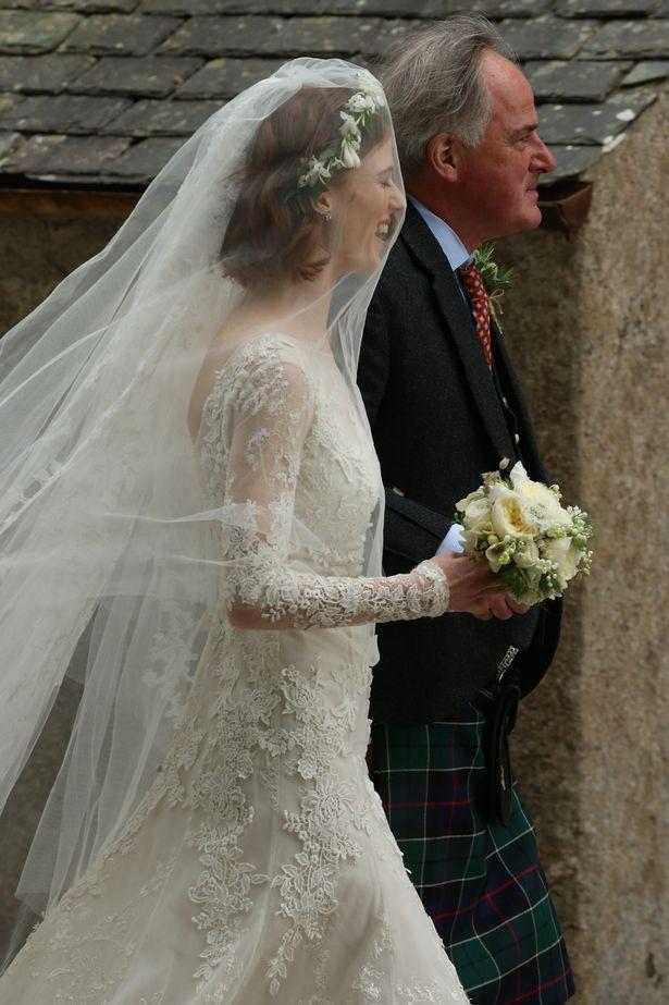 Hochzeit Kit Harington  Kit Harington 'Hochzeit ersten Bilder Rose Leslie