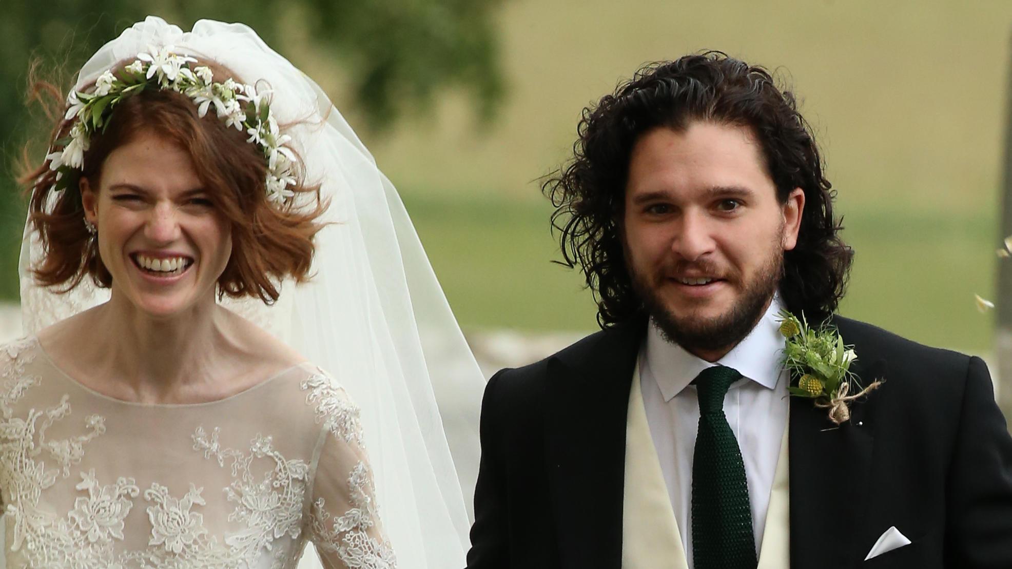 Hochzeit Kit Harington  Russisches Model behauptet eine Affäre mit Kit Harington