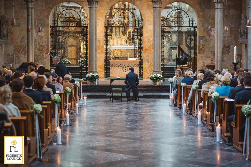 Hochzeit Köln  Floristik Lounge