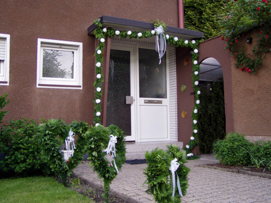 Beste 20 Hochzeit Kränzen - Beste Wohnkultur, Bastelideen