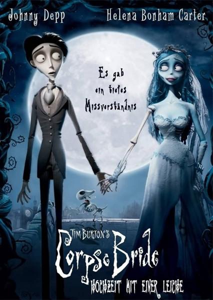 Hochzeit Mit Einer Leiche  Tim Burtons CORPSE BRIDE HOCHTZEIT MIT EINER LEICHE