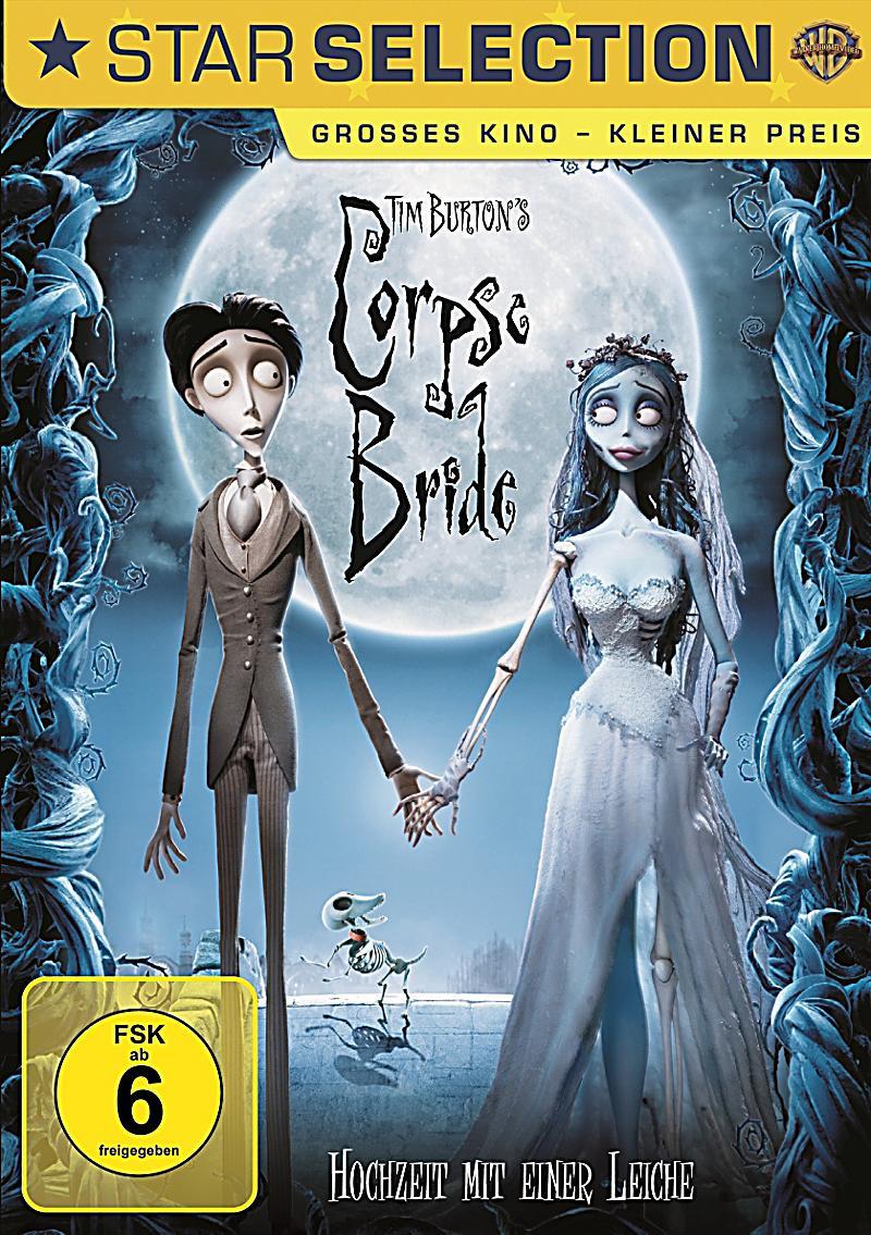 Hochzeit Mit Einer Leiche  Corpse Bride Hochzeit mit einer Leiche DVD