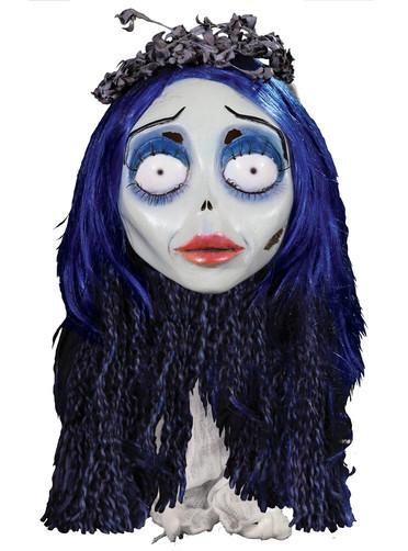 Hochzeit Mit Einer Leiche  Emily Latex Maske aus Corpse Bride Hochzeit mit einer