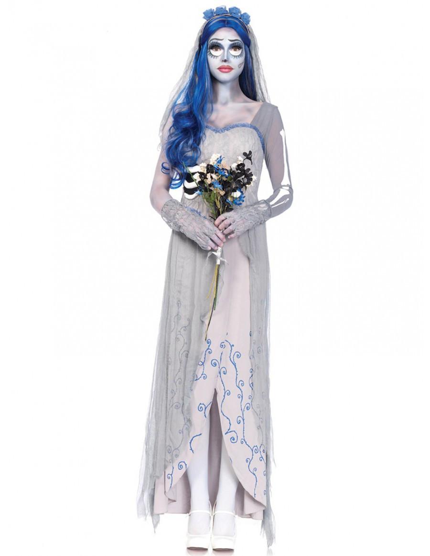 Hochzeit Mit Einer Leiche  Hochzeit mit einer Leiche Kostüm Tim Burton DF254