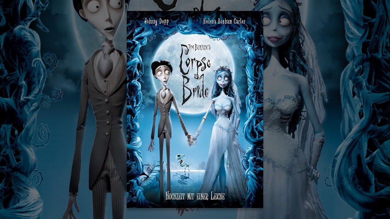 Hochzeit Mit Einer Leiche  Tim Burtons Corpse Bride Hochzeit mit einer Leiche