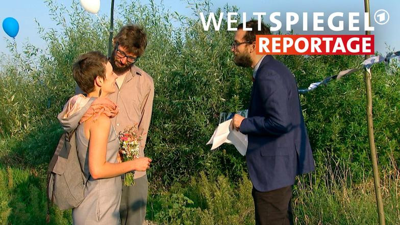 Hochzeit Mit Hindernissen  Hochzeit mit Hindernissen Weltspiegel ARD