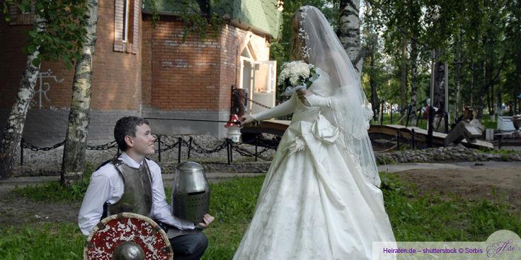 Hochzeit Mittelalter  Thema Mittelalter bei Ihrer Hochzeit