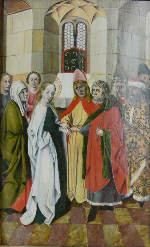 Hochzeit Mittelalter  Die Ehe im Mittelalter – Leben im Mittelalter