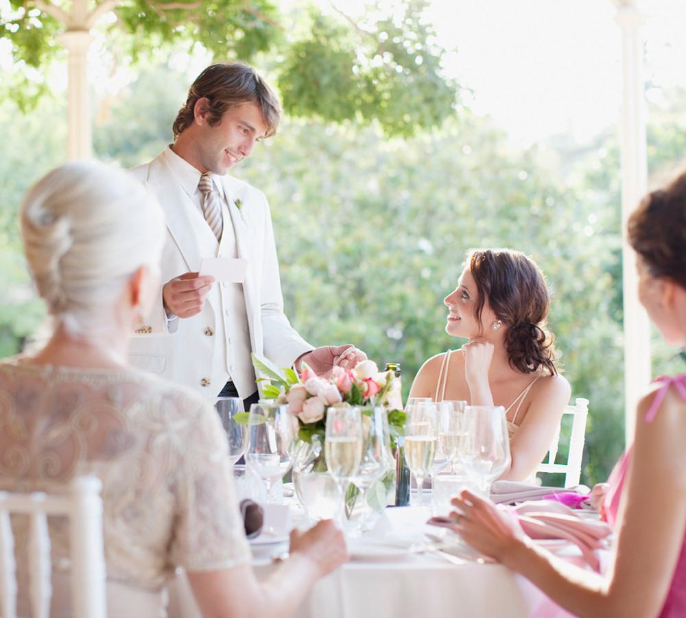 Hochzeit Rede Bräutigam  Tipps für Hochzeitsrede Hochzeit
