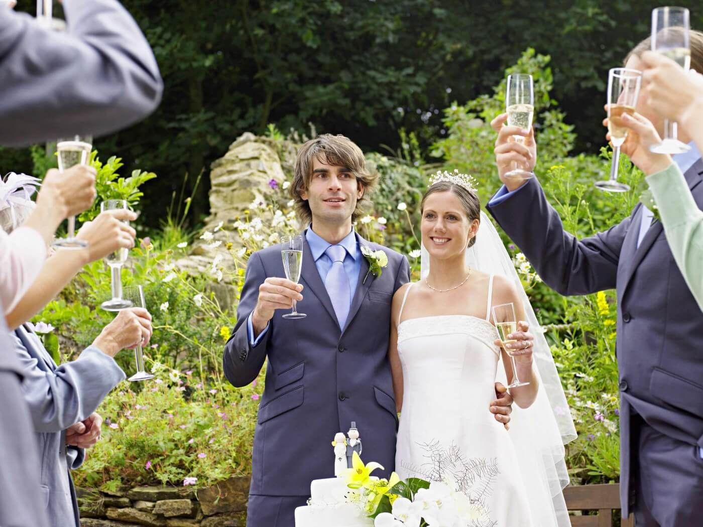 Hochzeit Rede Bräutigam  Eine Hochzeitsrede alle umhaut Kein Problem mit