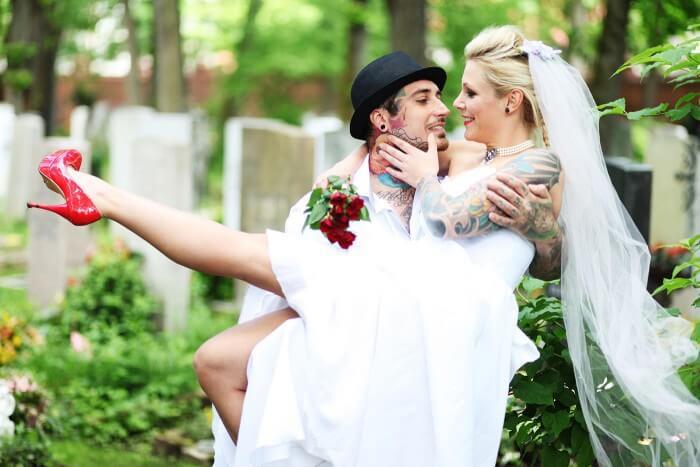 Hochzeit Rockabilly  Rockabilly Hochzeit – Coole Tipps Ideen & Inspirationen