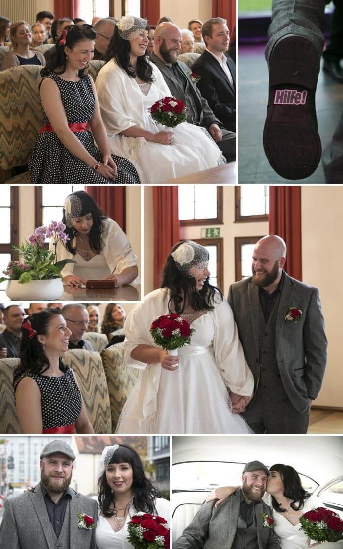Hochzeit Rockabilly  Rockabilly Hochzeit