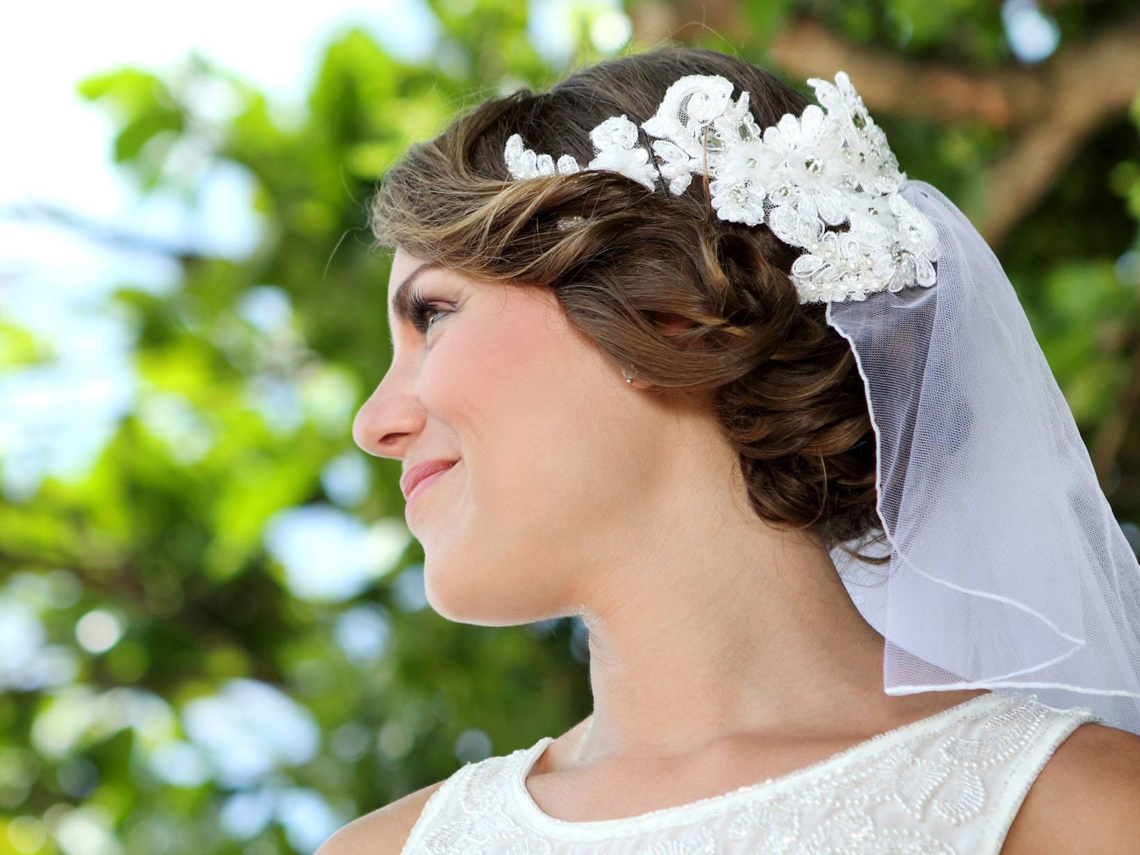 Hochzeit Schleier  Hochsteckfrisur zur Hochzeit Tipps & Inspirationen – NIVEA