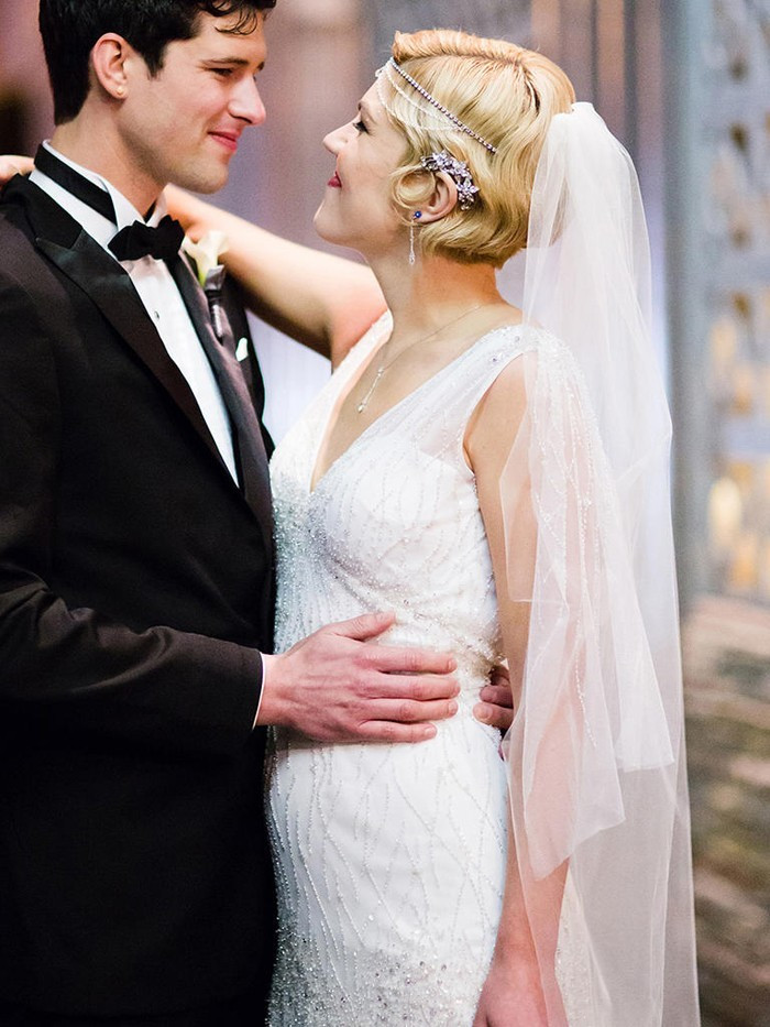 Hochzeit Schleier  101 Hochzeitsideen für Brautfrisuren mit Schleier weil