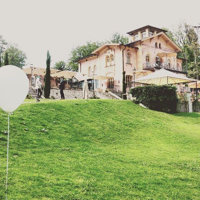 Hochzeit Starnberger See  Hochzeit im La Villa am Starnberger See OSMAN