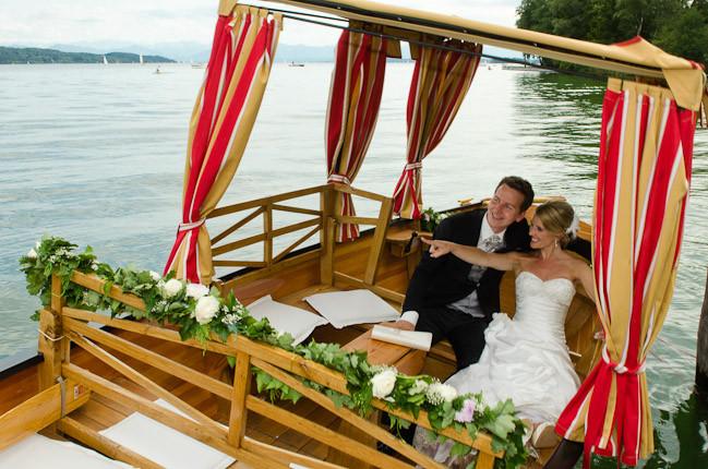 Hochzeit Starnberger See  Hochzeit La Villa Starnberger See