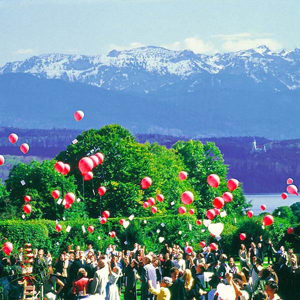 Hochzeit Starnberger See  Hochzeiten Heiraten am Starnberger See