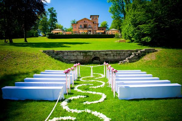 Hochzeit Starnberger See  LA VILLA am Starnberger See Eventlocation fiylo