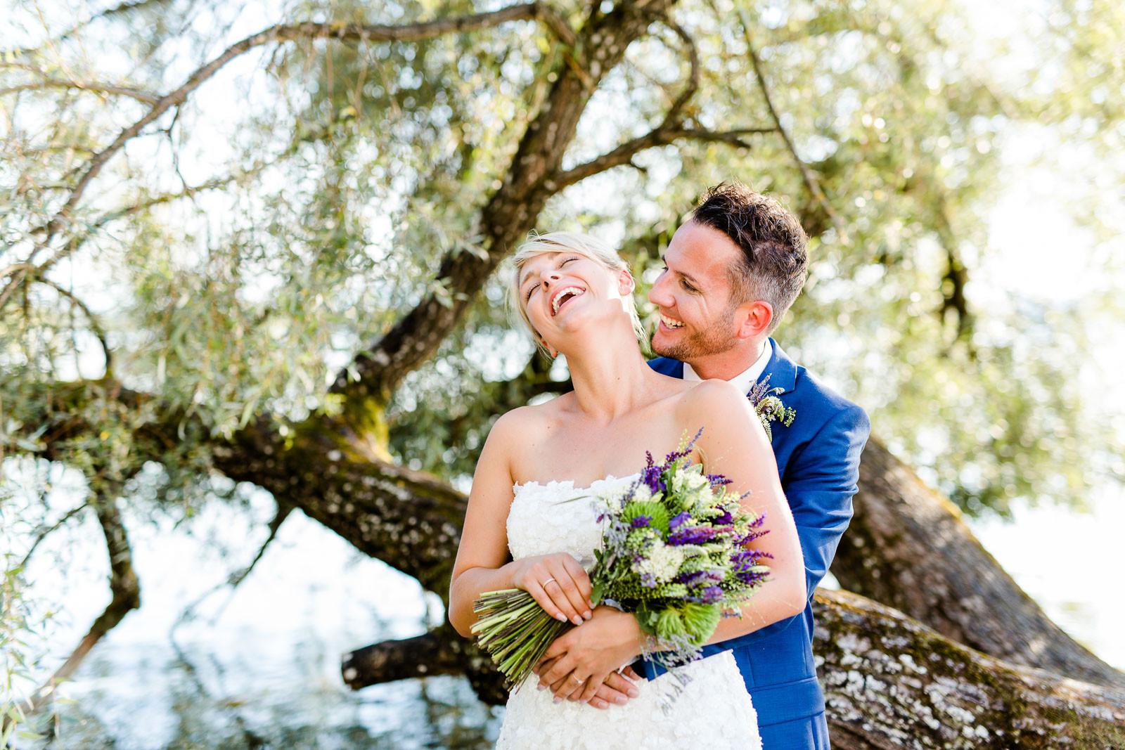 Hochzeit Starnberger See  Sommerliche Hochzeit am Starnberger See Stephanie Smutny