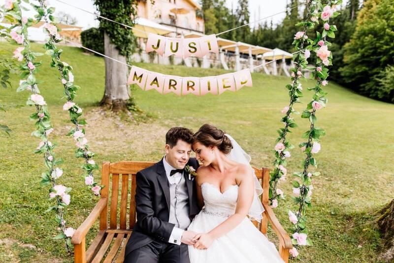 Hochzeit Starnberger See  Hochzeit im La Villa am Starnberger See Stephanie Smutny