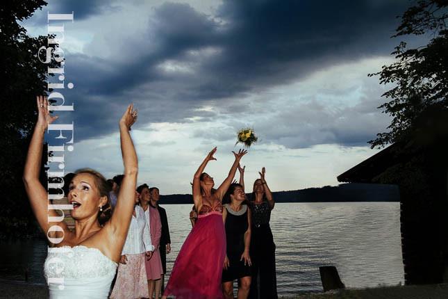 Hochzeit Starnberger See  Hochzeit im La Villa am Starnberger See
