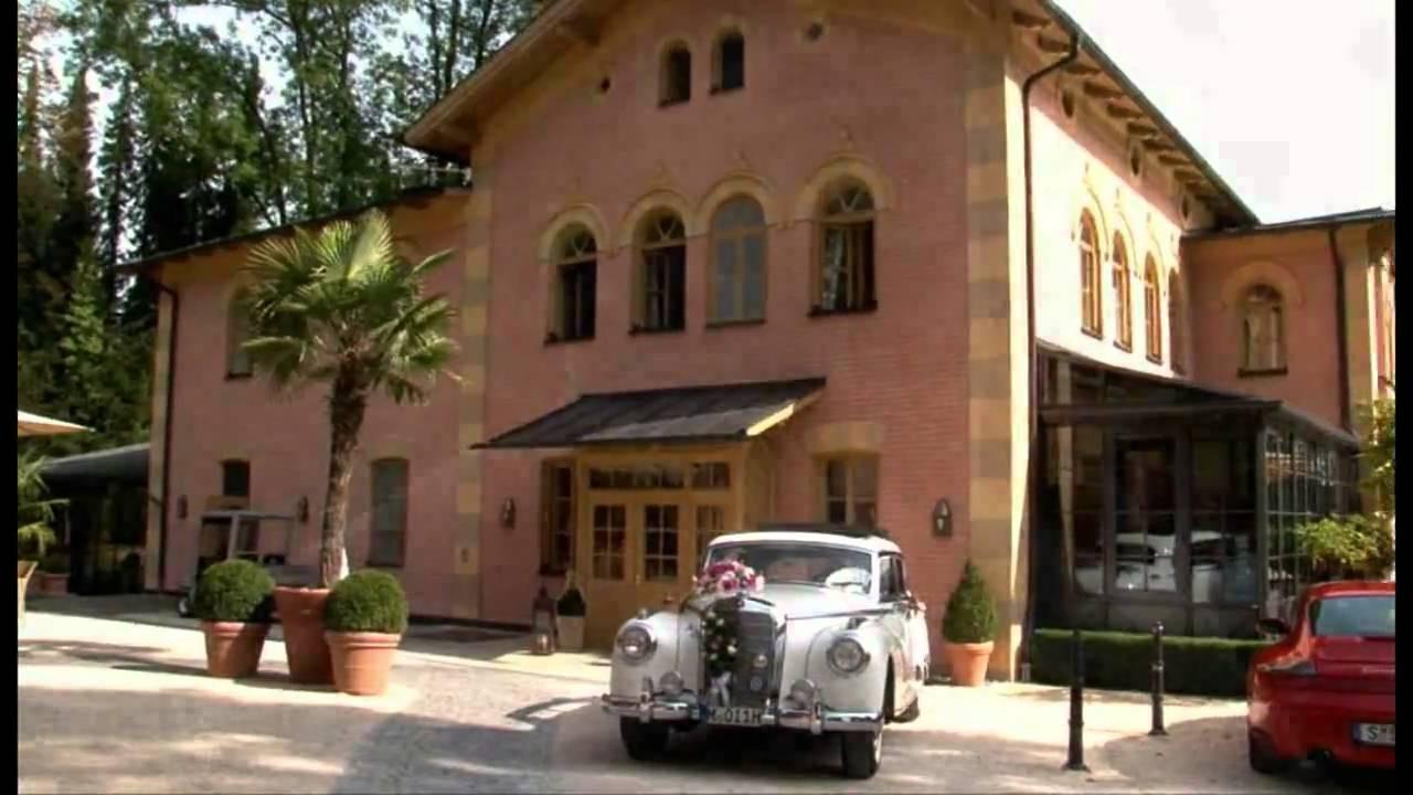 Hochzeit Starnberger See  Hochzeit Impressionen aus dem Hotel LA VILLA am