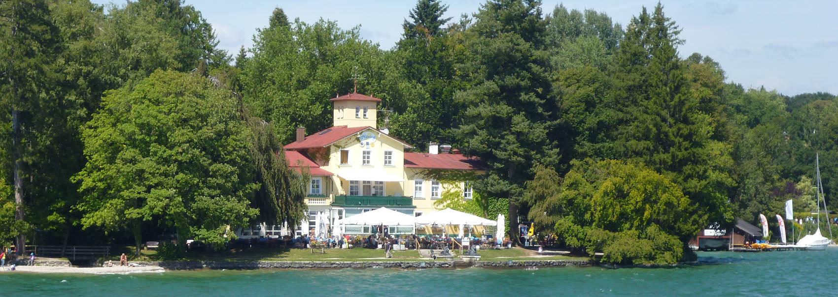 Hochzeit Starnberger See  Starnberger See Hochzeit oder Feier
