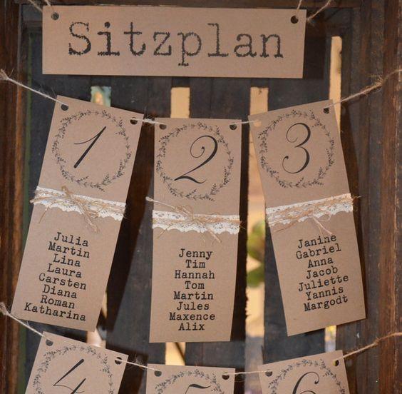 Hochzeit Tischplan  Die 25 besten Ideen zu Sitzplan hochzeit auf Pinterest