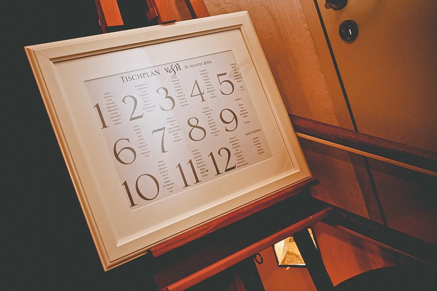Hochzeit Tischplan  Hochzeit Tischplan erstellen 101 Weibi