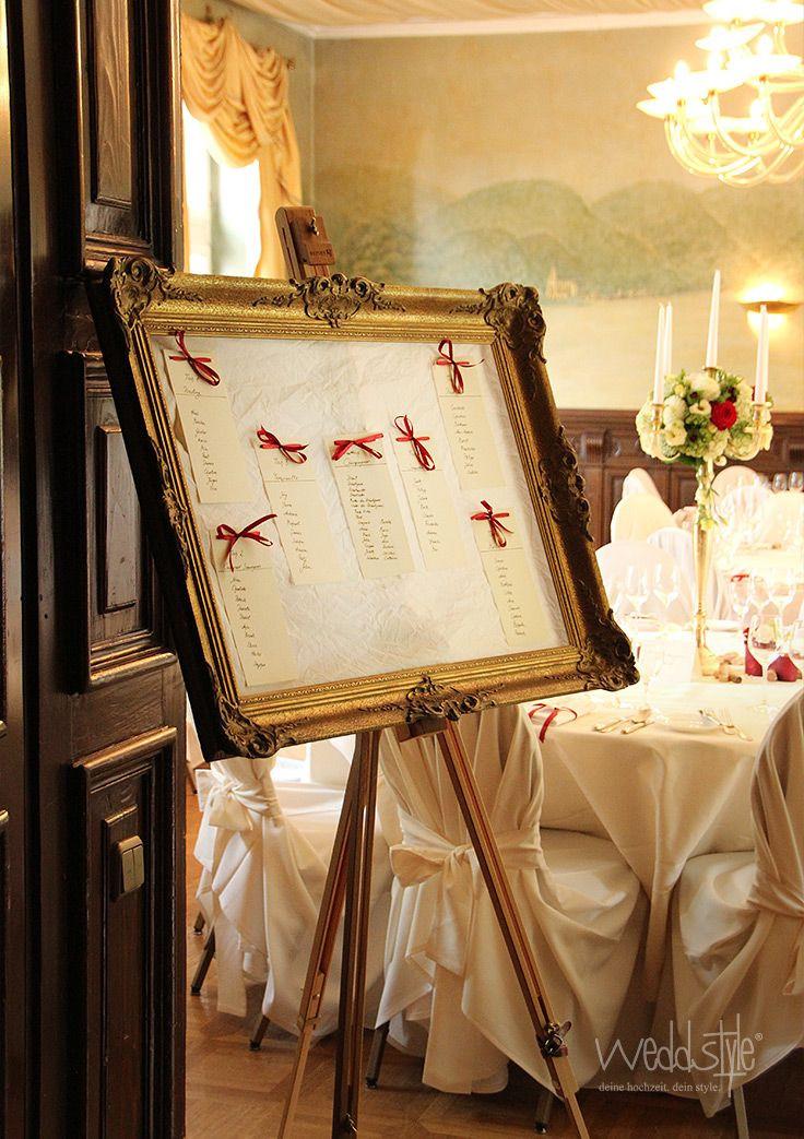 Hochzeit Tischplan  16 best images about ♡ TISCHORDNUNG HOCHZEIT on Pinterest