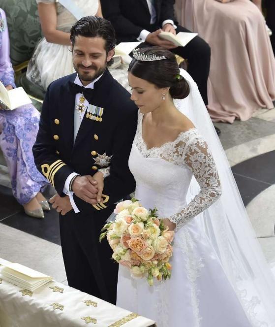 Hochzeit Von Carl Philip Von Schweden  Hochzeit Prinz Carl Philip von Schweden heiratet Sofia