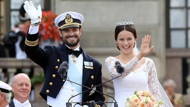 Hochzeit Von Carl Philip Von Schweden  Schweden Hochzeit Carl Philip und Sofia schwärmen von