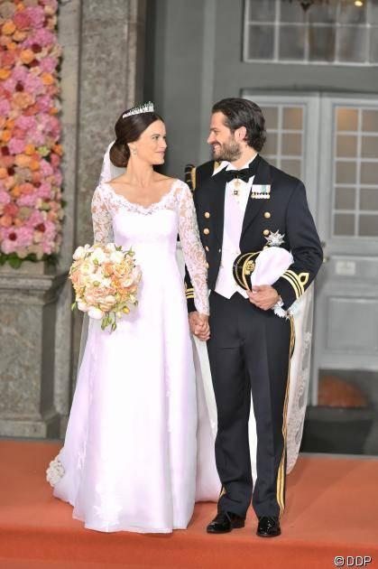 Hochzeit Von Carl Philip Von Schweden  Märchenhochzeit Prinz Carl Philip hat seine Sofia