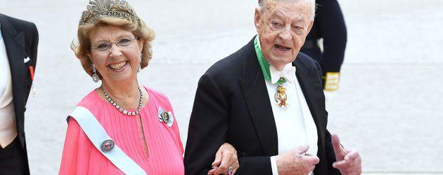Hochzeit Von Carl Philip Von Schweden  Trauer im schwedischen Königshaus Carl Gustafs Schwager
