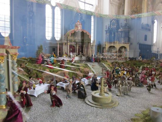 Hochzeit Von Kana  Krippe Hochzeit von Kana Bild von Stadtpfarrkirche Mariä