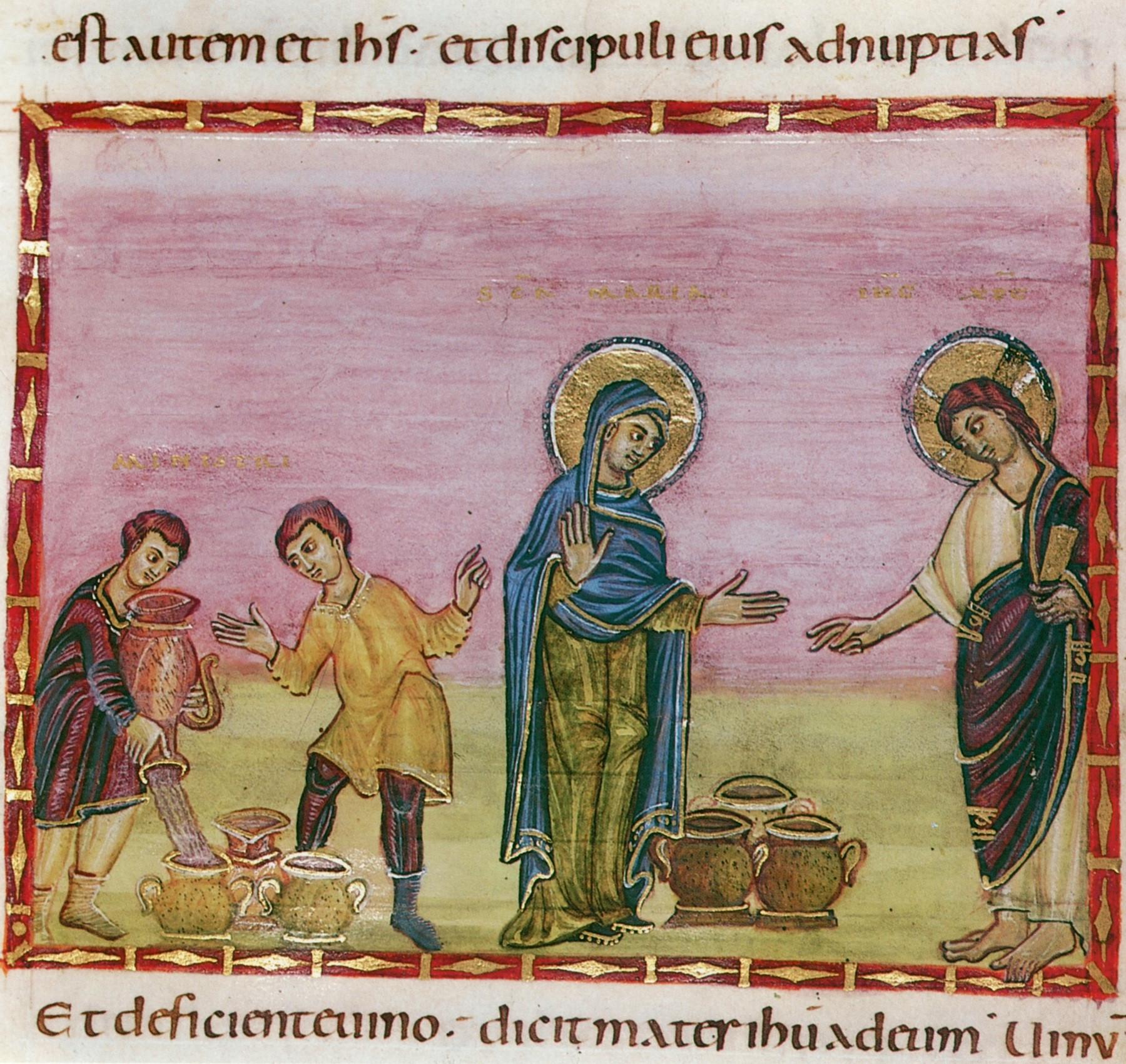 Hochzeit Von Kana  Die Hochzeit von Kana Mütter kennen ihre Kinder