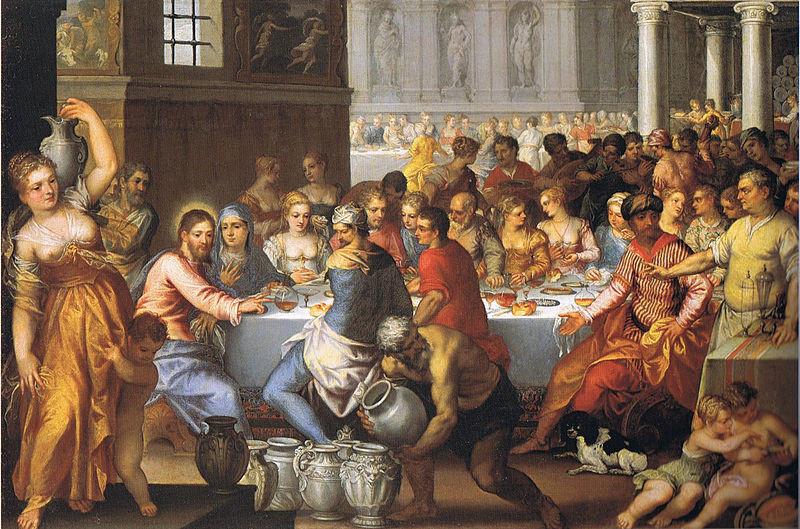 Hochzeit Von Kana  2 Sonntag im Jahreskreis – Familiensonntag